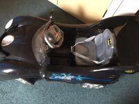 6V Batmobile Ride-On