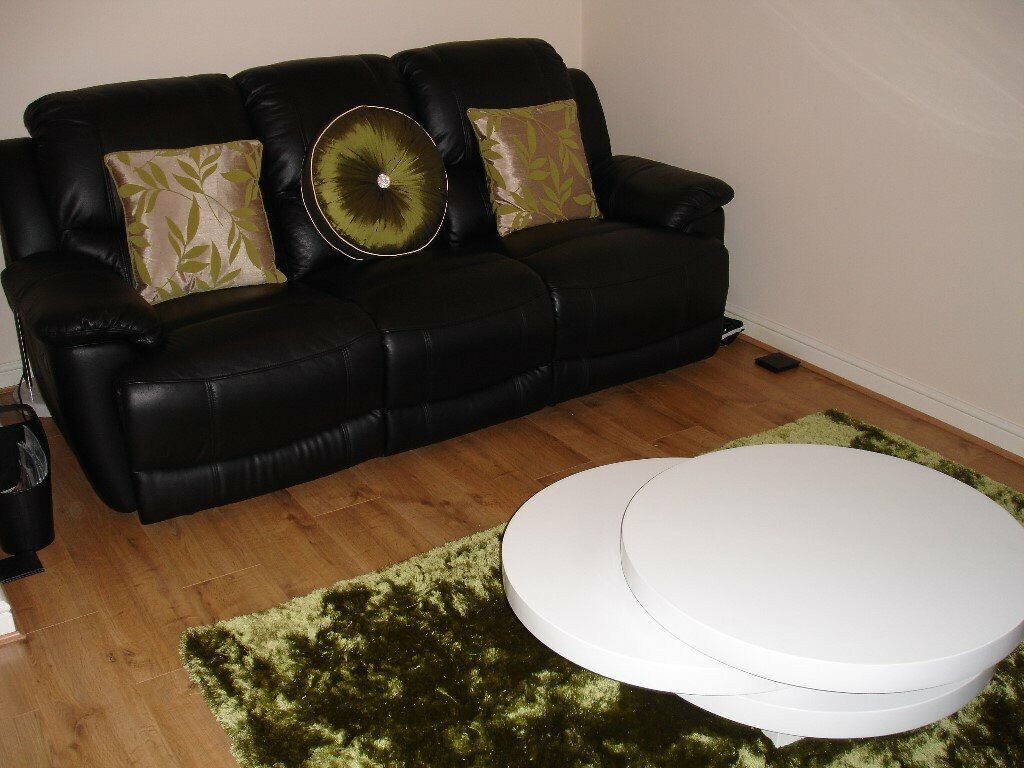 Triplo White Gloss Coffee Table From Dwell 120 In Whitefield Manchester Gumtree