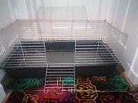 Rabbit/Guinea-Pig Indoor Cage