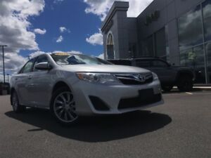 2012 Toyota Camry LE LOCAL TRADE, PRICED RIGHT