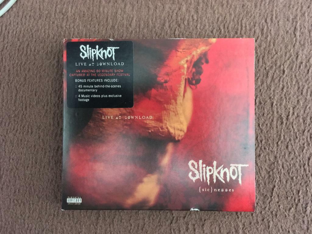 Slipknot: (Sic)nesses Live At Download 2010 | in Dagenham