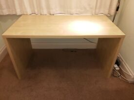 Ikea glass world map desk in bishopston bristol gumtree ikea desk and matching drawers on castors gumiabroncs Gallery