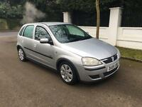 VAUXHALL CORSA SXI TWINPORT 1.4 2005 5 DOOR LONG MOT DRIVES LOVELY CLEAN CAR INSIDE AND OUT 60k