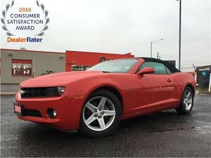2011 Chevrolet Camaro 1LT**AUTOMATIC**CONVERTIBLE**POWER WINDOWS
