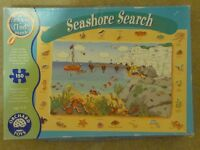 Puzzle - 150 piece Seashore Search Puzzle (Orchard Toys) - age 5-9