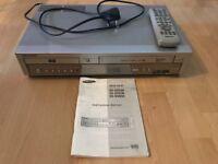 Samsung DVD/VCR player