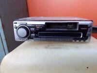 Man Lorry Cassette Radio Tape Player