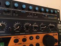 DBX 286A - Preamp