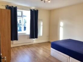 (P) NO FEES! DOUBLE ROOM NEAR BRUCE GROVE STATION - £155pw