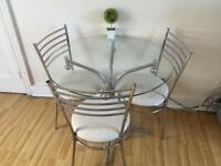 Dining table n chairs