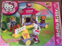 Hello kitty Lego sets