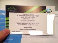 G Dragon 24/09 concert