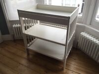 IKEA Gulliver Changing Table-hardly used, great condition & you don't even have to put it together!