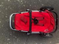 Quinny Buzz Pushchair with maxi cosi adapters