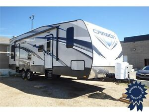 2015 Keystone Carbon 32 Travel Trailer - Great For Road Trips!