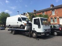 Iveco recovery tilt slide accident unit 21ft body 4 ton hiab marker lights new tyres new top beacon