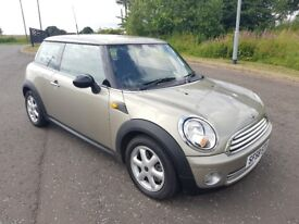 Mini One 1.4 / Petrol/ MOT 30/05/2019 and Service