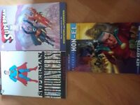 Superman graphic novels