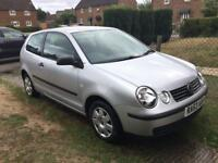 VW Polo Silver 1.4 Low owners Good Condition Volkswagen **Please Read**