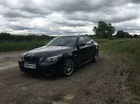 BMW 520d M Sport for sale or swap