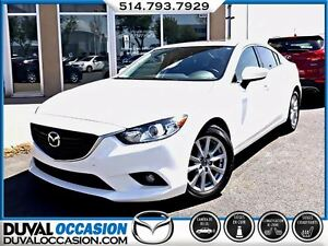 2015 Mazda MAZDA6 GS LUXE + NAVIGATION + CUIR