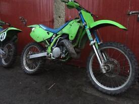 Kx 250 1993 Evo