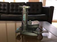 B-TWIN flp_x floor pump series