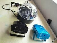 Dj light for home use