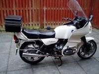 BMW R80RT in very good condition and runs well