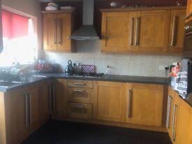 Kitchen units + appliances for sale