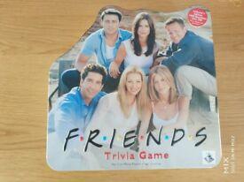 Friends Trivia Game (collectors edition)
