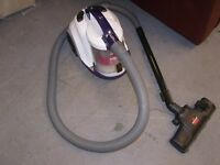 Bissel 2396-E Cylinder Bagless Vacuum Cleaner Hoover. 1300-1500 Watts