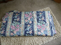 CURTAINS / FLOWER PATTERN CURTAINS / HOUSEHOLD / CURTAIN MATERIAL . HOME