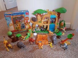 Lion guard bundle of toys