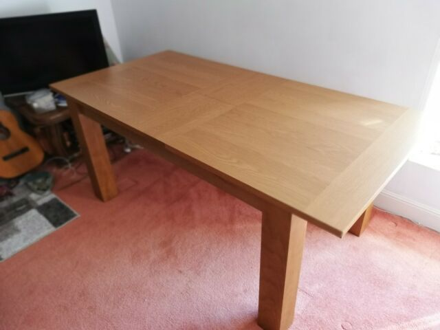 Six Seater Extending Dining Table From Homebase In Tonbridge Kent Gumtree