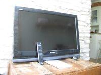Sony Bravia TV set