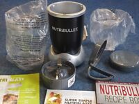 excellent drink and food blender with 2 recipe books
