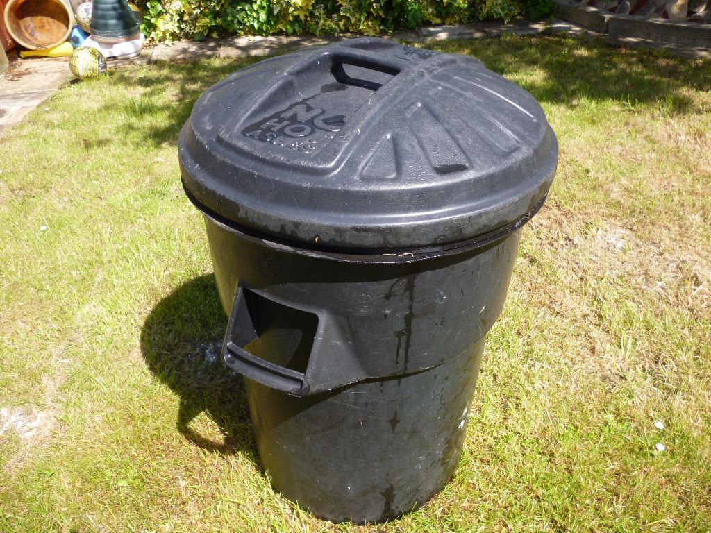 Quality Garden Waste Drum With Lead Very Strong Quality