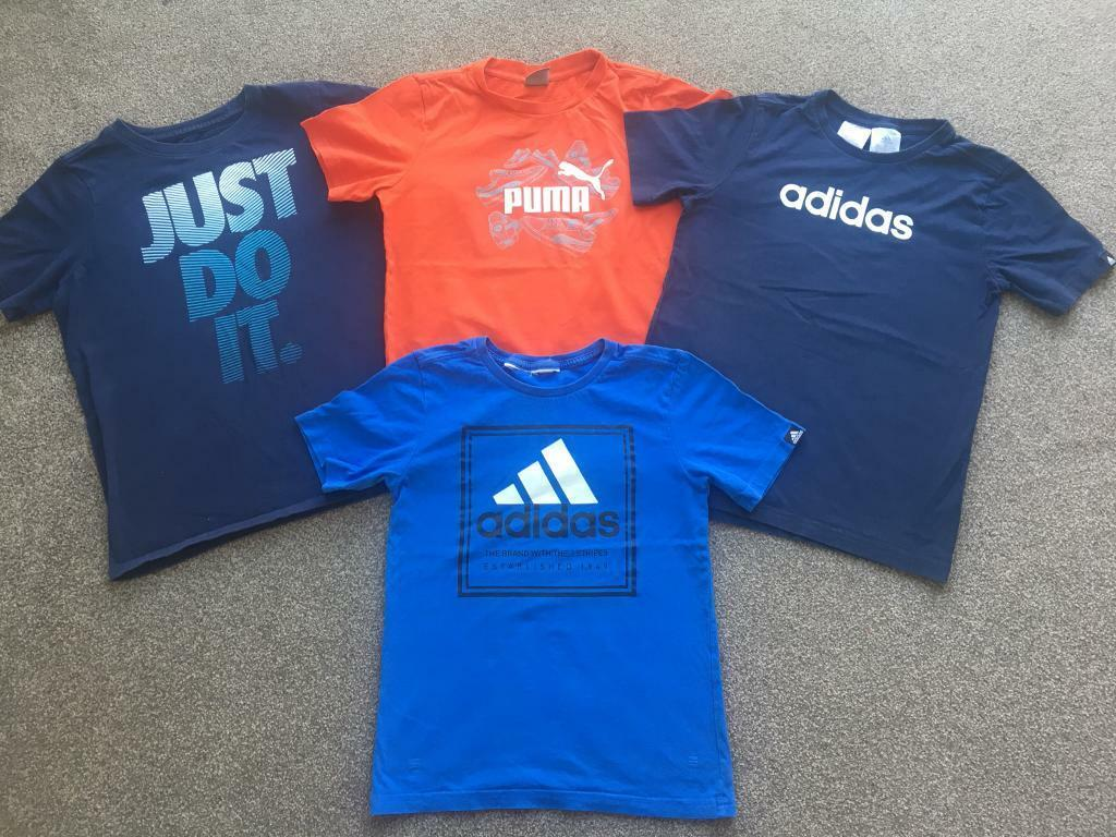 Size Adidas 9 Abingdon Years Shirts 8 Puma T Nike In Authentic 5AqPXX