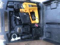 £60 JCB 24V SDS Cordless Drill