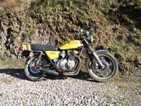 1980 SUZUKI GS 550 E