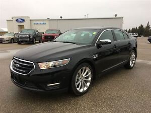 2016 Ford Taurus Limited Leather, Moon Roof, Navigation