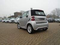 smart fortwo cabrio ELECTRIC DRIVE (silver) 2013-10-17