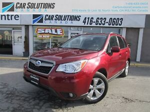2015 Subaru Forester SOLD