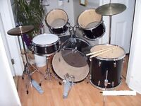 drum kit ****percussion