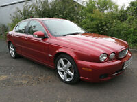 Stunning New Model ** Jaguar 2.2 Diesel * Leather* Sat-Nav *Full History* Full Service **