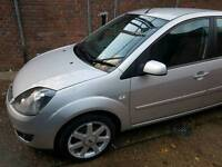 Swaps ford fiesta zetec blue ABSOLUTELY A BARGAIN AT THIS PRICE