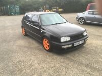 Golf mk3 gti bbs alloys and tyres