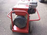 Honda 4kva Generator
