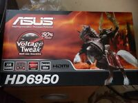ASUS HD 6950 OC Edition £50 No offers Bargain